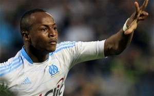 Ghana midfielder Andre Ayew has thrown his Marseille future in doubt and put English side Liverpool on alert after refusing to confirm whether he will stay with the French giants next season.