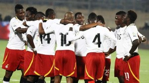 Ghana started their journey for the 2014 World Cup with their first training session at the Accra Sports Stadium on Tuesday evening with much anticipation.