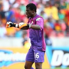 2014 World Cup: Ghana goalkeeper Fatau Dauda ready despite less playing time