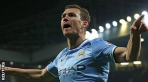 Gossip column: Valencia want Man City's Dzeko - more on Pedro, Lallana, Sandro, Michu