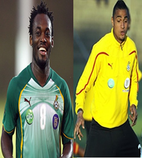 2014 World Cup: Time for Essien and Boateng to step up