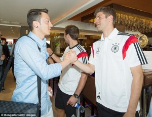 2014 World Cup: Ghana's opponents Germany arrive in Italy camp, Ballack wants coach Loew sacked
