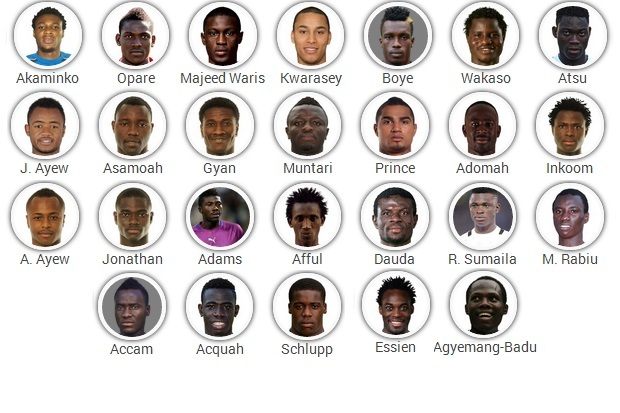 26-man squad