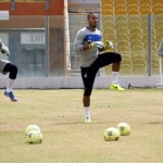 2014 World Cup: Veteran Richard Kingson backs trio Dauda, Kwarasey and Adams to excel in Brazil
