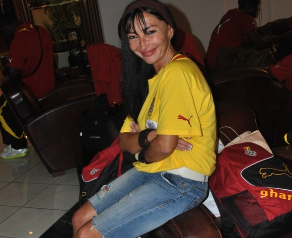 Mariana Kovacevic will be joining the Black Stars set up for the World Cup