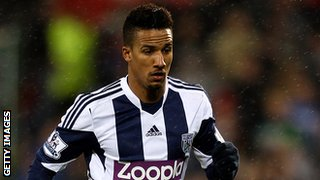 Winger Scott Sinclair spent last season on loan at West Brom