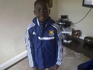 Manchester City make Ghanaian child prodigy, aged just NINE, a transfer priority