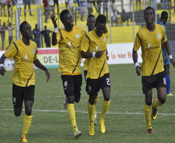 AshantiGold have been banned one year from playing in the FA Cup.