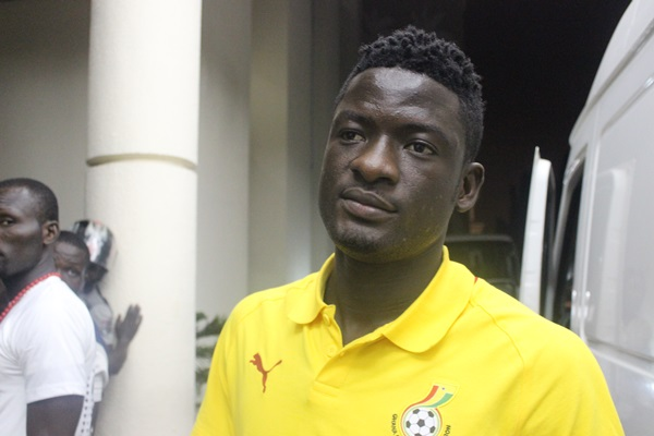 Sulley Mohammed and Paul Asare are out of U20 qualifier against Sierra Leone