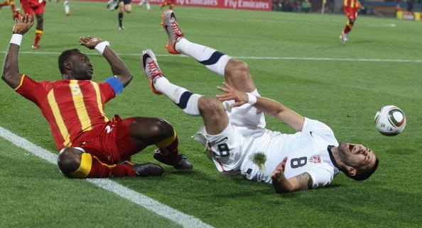 Ghana will clash with USA for the third time