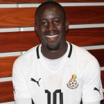 Ghana World Cup star Albert Adomah reveals how Stephen Appiah played a peacemaker's role in camp