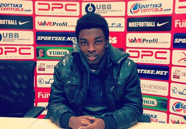 Ajax Amsterdam will confirm signing of Ghanaian midfielder Obeng Regan