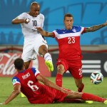 2014 World Cup: Andre Ayew charges Ghana teammates to get out of this mess following USA defeat