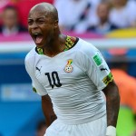 Ghana World Cup star Andre Ayew at centre of tussle between Manchester United  and Liverpool