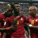 Gutted Ghanaian players refuse to speak to the media after Portugal defeat