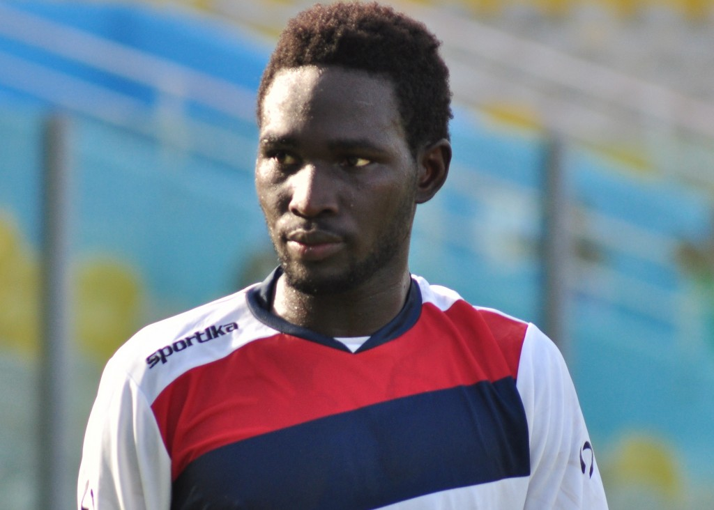 Inter Allies centre-back Baba Mensah targets Top 4 finish