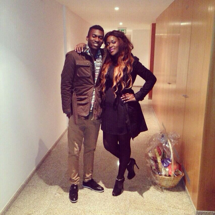 David Addy and wife Dyen