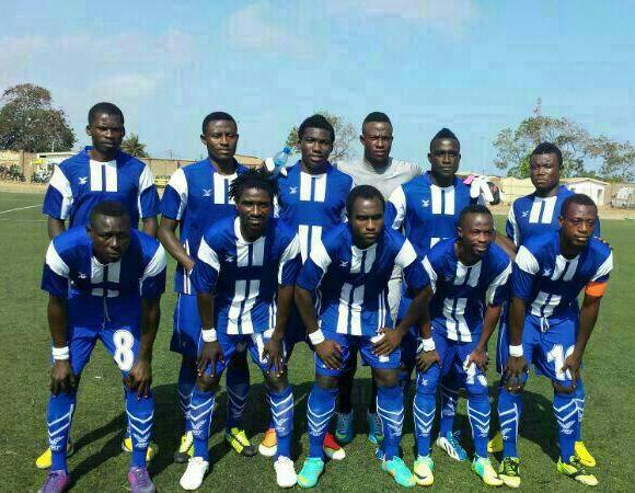 Berekum Chelsea beat Amidaus Professionals on Sunday