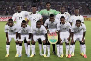 Black Stars are set to play in Brazil at the World Cup