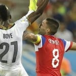 2014 World Cup: I let Dempsey go over fear of giving away a penalty, says Ghana defender John Boye
