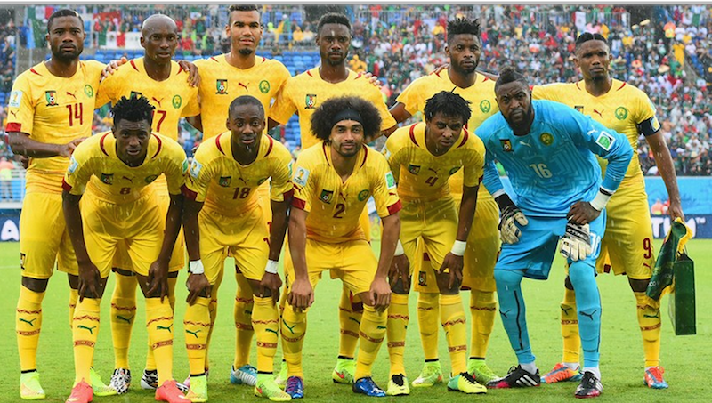 Africa can win the World Cup, says Nigeria coach