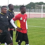 2014 World Cup: Daniel Opare an injury doubt for Ghana's friendly against South Korea