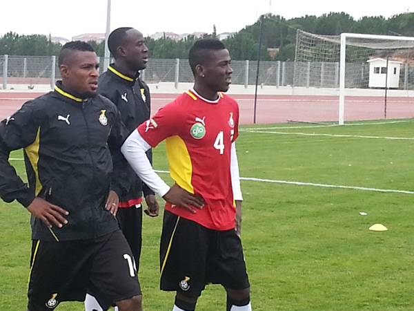 Defender Daniel Opare an injury doubt