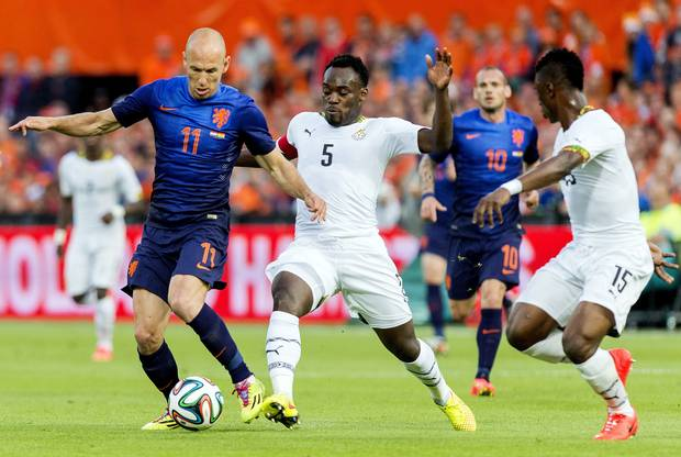 2014 World Cup: Michael Essien returns to banish ghosts of 2010