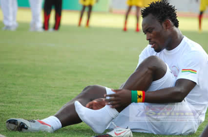 2014 World Cup: Ghana coach to try Michael Essien in defence against South Korea