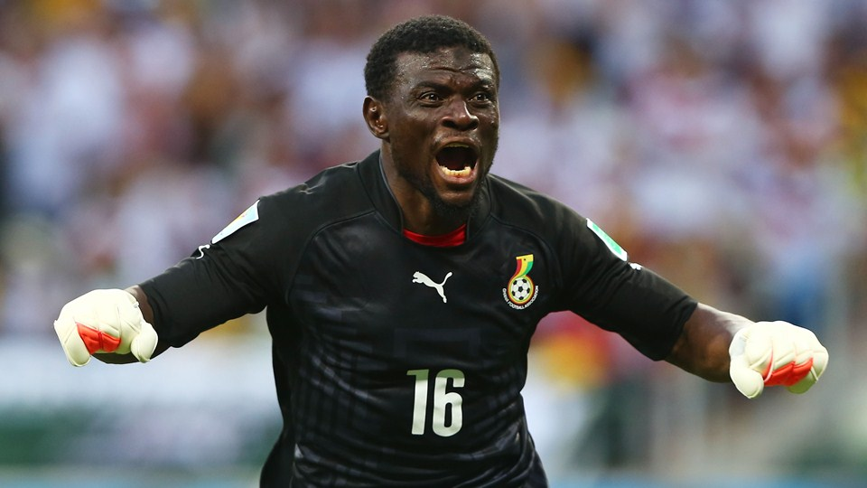 Ghana goalkeeper Fatawu Dauda impressed on his World Cup debut