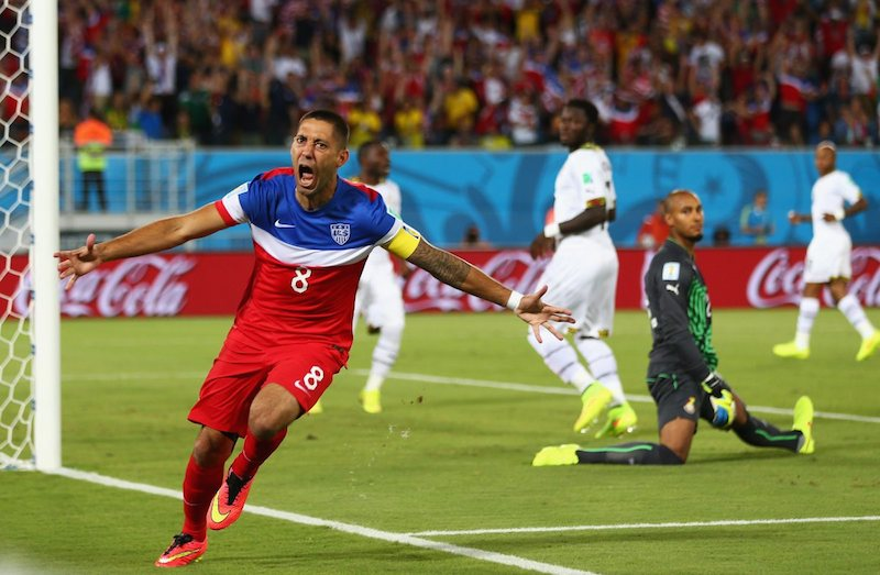 2014 World Cup: Ghana coach Kwesi Appiah bemoans early goal conceded in USA defeat