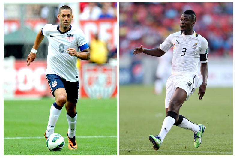 2014 Feature World Cup: U.S.-Ghana history a 'good story line' but no factor in Group G opener