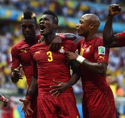 Ghana captain Asamoah Gyan not keen on African record