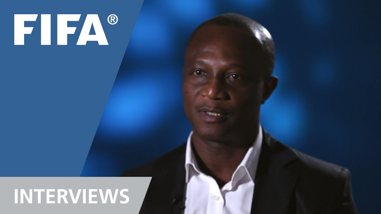 Ghana coach James Kwesi Appiah