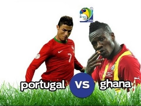 Ghana face Portugal in final group clash