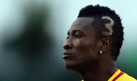2014 World Cup history: Ghana