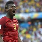 2014 World Cup: Portugal v Ghana- Asamoah Gyan can be key man in Black Stars victory