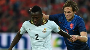 Ghana defender Samuel Inkoom set for big move after World Cup