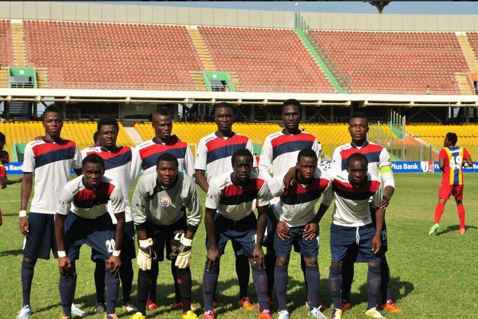 Inter Allies beat Aduana Stars on Sunday