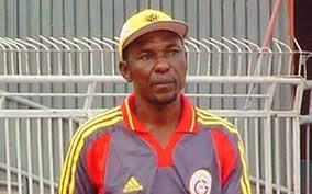 Coach JE Sarpong