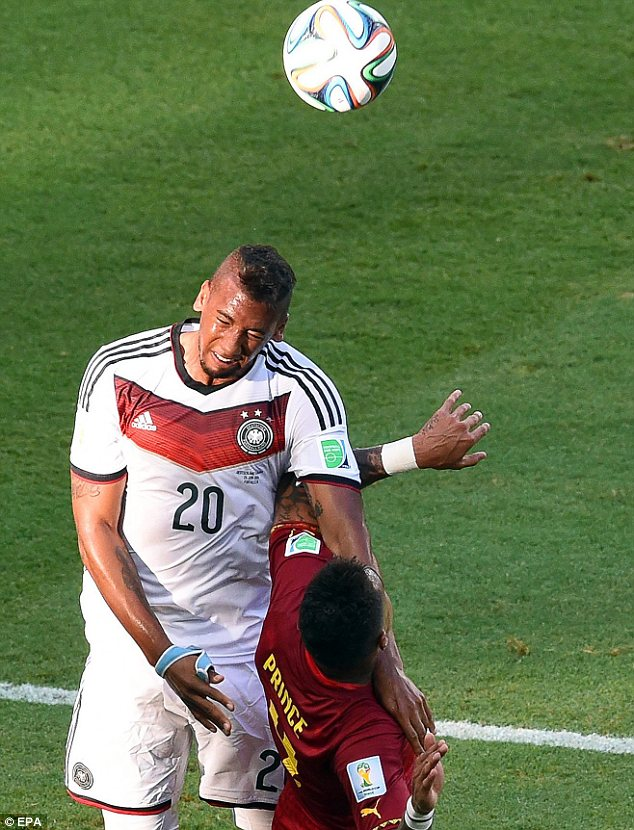 Jerome and Kevin Boateng