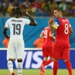 2014 World Cup: Ghana defender Jonathan Mensah hails partnership with John Boye