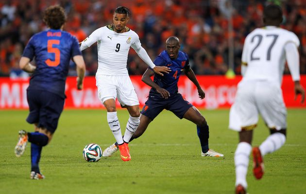 2014 World Cup: Kevin Boateng, the Black Stars' shining light