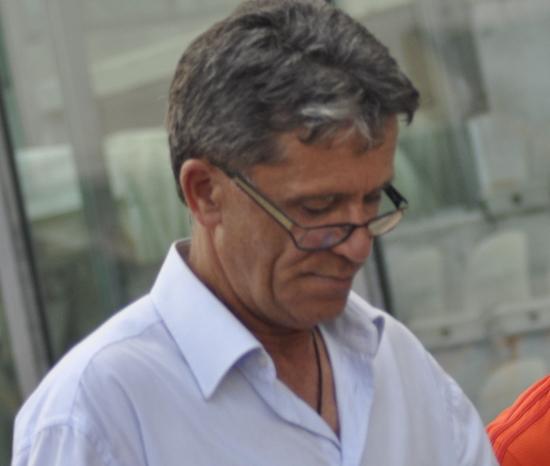 King Faisal coach Dorian Marin