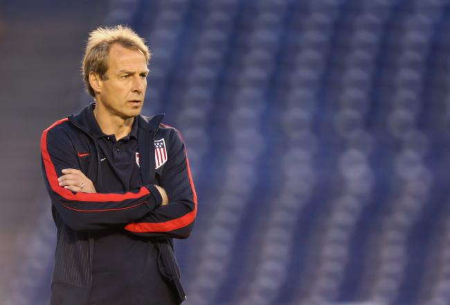 USA coach Klinsmann