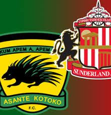 Sunderland have congratulated Kotoko