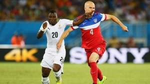Kwadwo Asamoah has appealed to Ghana's coach Kwesi Appiah to put him back in a more attacking role ahead of a key FIFA World Cup clash against Germany on Saturday.