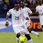 2014 World Cup: Ghana coach praises Kwadwo Asamoah for his versatility