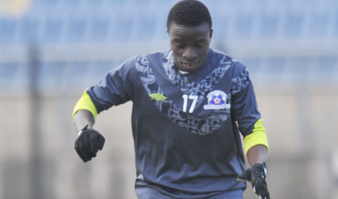 Maritzburg United have confirmed they are considering the fate of Ghanaian winger Frank Sarfo-Gyamfi