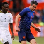 2014 World Cup: Ex-Ghana youth star Awudu Issaka hits out at Black Stars vice captain Essien for turning his back to the pitch during Holland friendly